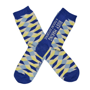 Women's Busy Making Difference Socks