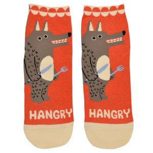 Women's Hangry Ankle Socks