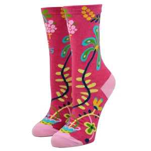 Women's Hi. I Don't Care. Socks