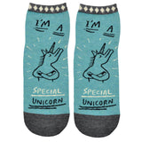 Women's Special Unicorn Ankle Socks