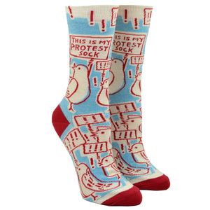 Women's This Is My Protest Socks