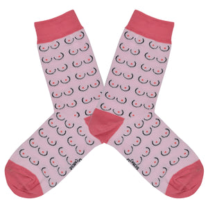 Women's Boobs Socks
