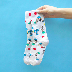 Women's Twister Socks