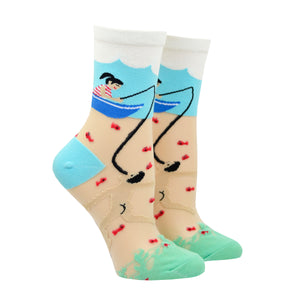 Women's Nice Catch Socks
