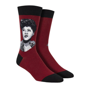 Men's Ella Fitzgerald Portrait Socks