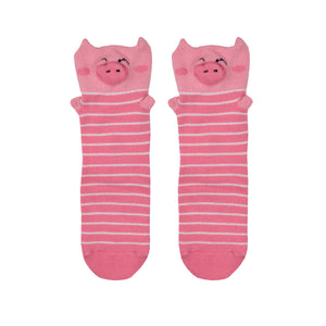 Kid's 3D Pig Socks