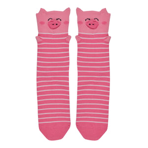 Women's 3D Pig Socks