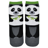 Women's Panda Non-Skid Socks