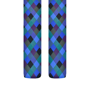 Women's Harlequin Tights