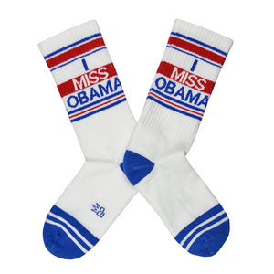 Unisex I Miss Obama Socks