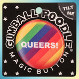 Cheers/Queers! Button