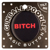 Witch/Bitch Button