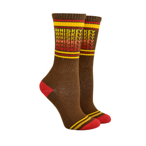 Unisex Whiskey Socks