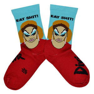 Unisex Divine Shit Socks