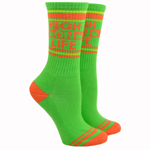 Unisex High On Life Socks