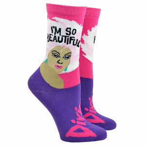 Unisex Divine Beautiful Socks