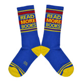 Unisex Read More Books Socks