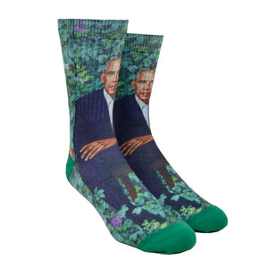 Men's Barack Obama Socks
