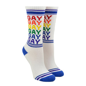 Unisex Gay Socks