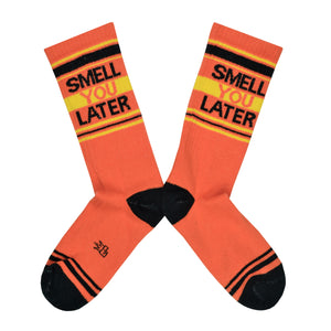 Unisex Smell You Later Socks
