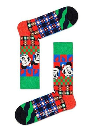 Unisex Mickey Holiday Socks