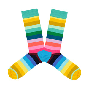 Men's Stripes Socks