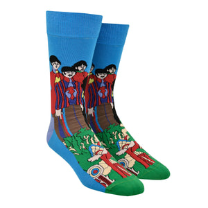 Unisex Pepperland Socks