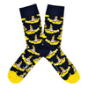 Men's Yellow Submarine Socks