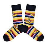 Women's Beatles All On Board Socks