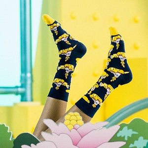 Women's Yellow Submarine Socks