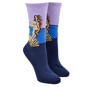 Women's Birth Of Venus Socks