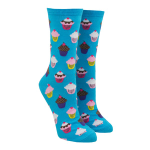 Women's Cupcakes Socks