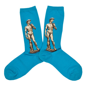 Women's David Socks