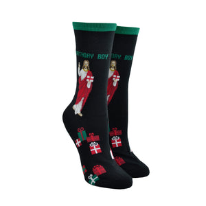 Women's Birthday Boy Socks