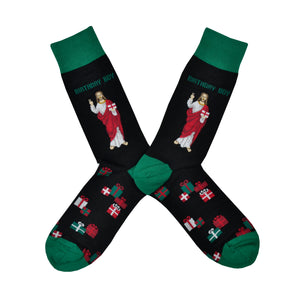 Men's Birthday Boy Socks