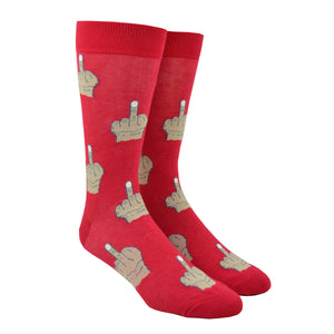 Men's Middle Finger Socks