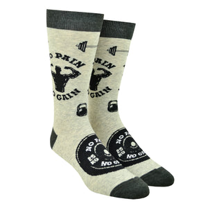 Men's No Pain No Gain Socks