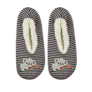 Women's Lounging Koala Slippers