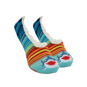 Women's Shark Slippers