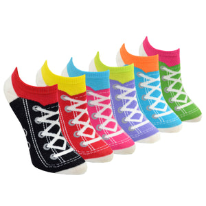Women's Sneaker 6-Pack Ankle Socks