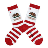Women's California Republic Socks