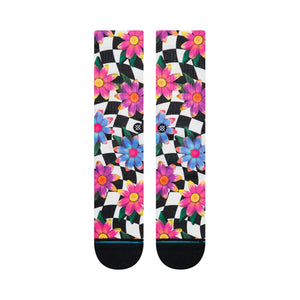 Unisex Flower Rave Socks