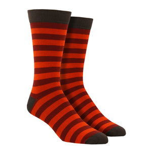 Men's Bamboo Stripe Socks