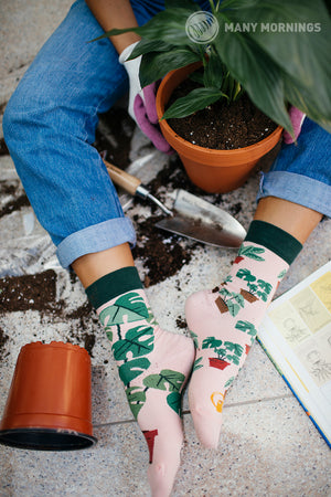 Women's Plant Lover Socks
