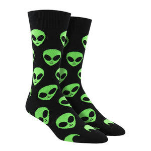 Men's We Come In Peace Socks