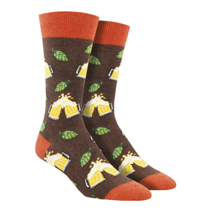 Men's Hoppier Together Socks