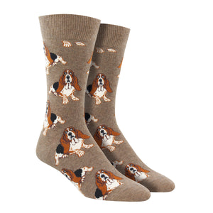 Men's Nothing But A Hound Dog Socks