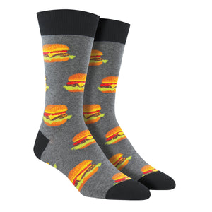 Men's Good Burger Socks