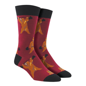 Men's Bearbell Socks