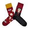 Unisex Mismatched Salvadorable Socks